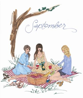 HAPPY SEPTEMBER.