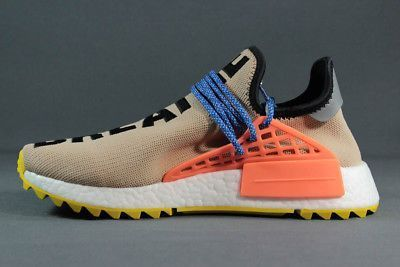 online store 72059 def03 ADIDAS PHARRELL WILLIAMS HUMAN RACE NMD TR PALE NUDE CORE AC7361 NEW SIZE   13