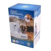 Drinkwell Original Water Fountain for Cats and Dogs with Charcoal Filter 1.5l