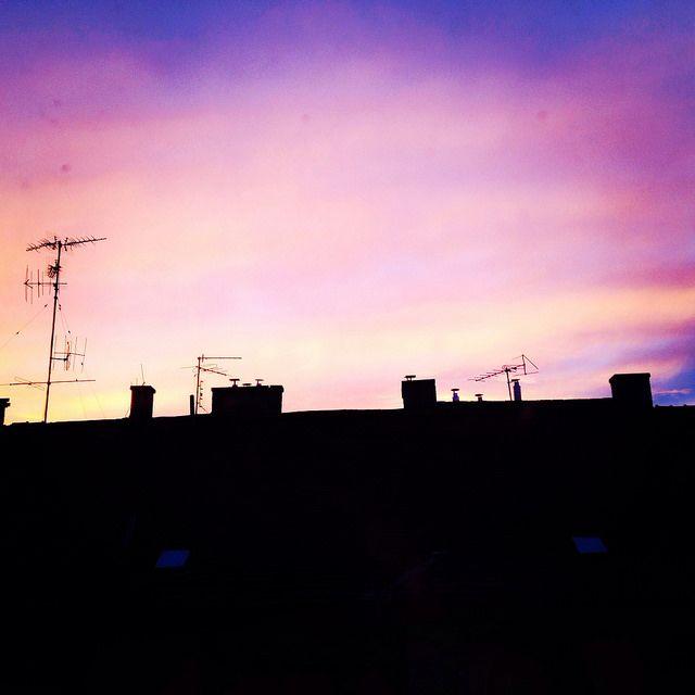 Sunset #summer | Flickr - Photo Sharing!