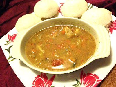 vegfood: Idli dosa sambar/Tiffin sambar