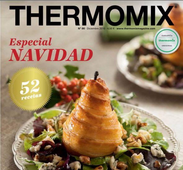 THERMOMIX ESPECIAL NAVIDAD | Thermoblog