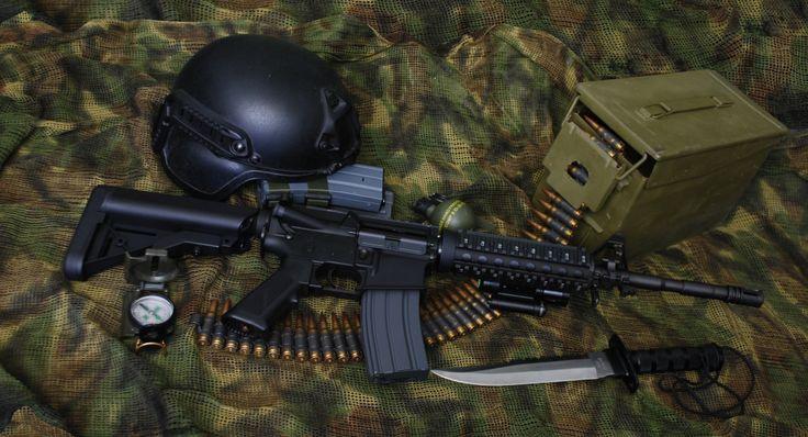 Airsoft - KWA M4 RIS