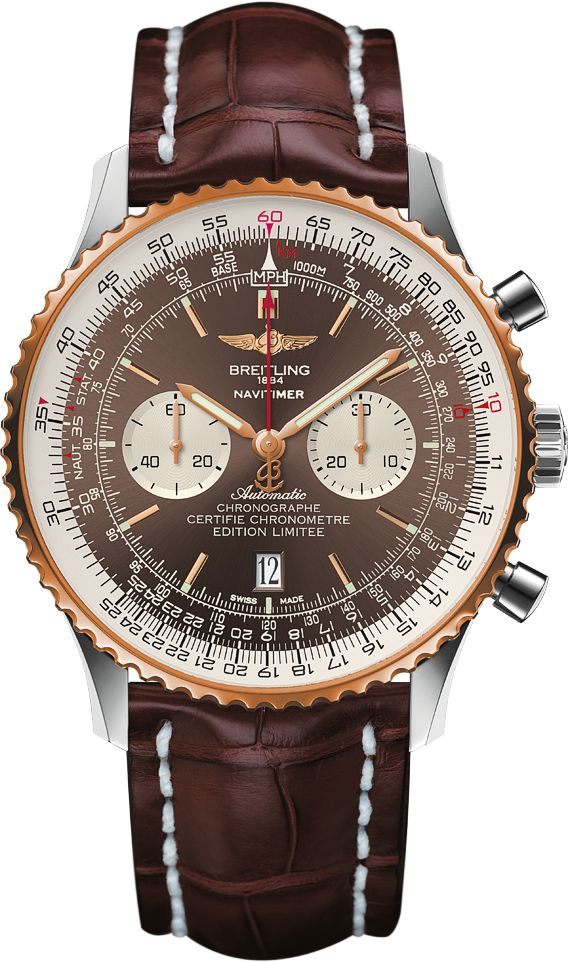 La Cote des Montres - I never understood the appeal of Breitling timepieces... I've since matured.