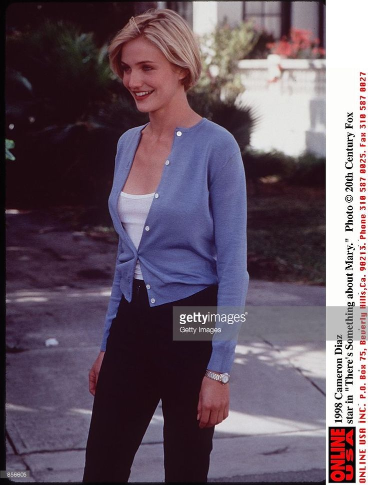 1998: Cameron Diaz star in 'There's Something about Mary.'