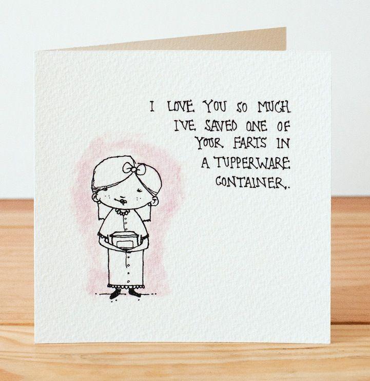 Deux artistes australiens vous ont concocté des petites cartes toutes mignonnes pour votre amoureux(se) !