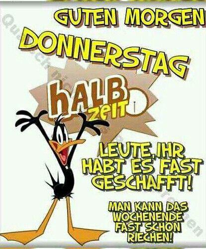 Good Morning Too In German : Best guten morgen donnerstag bilder ideas on pinterest
