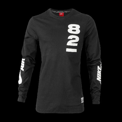 NIKE AIR PIVOT LONG SLEEVE TEE now available at Foot Locker