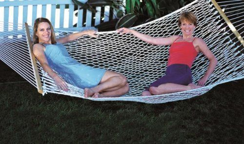 13'FT LARGE POLYESTER ROPE HAMMOCK - IN INDIVIDUAL BOX Hangit http://www.amazon.in/dp/B00M2OSPJ0/ref=cm_sw_r_pi_dp_5UDtub1QQ2JHF