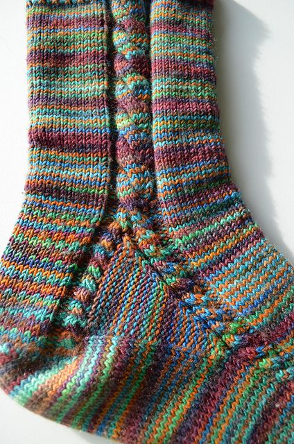 Ravelry: I'll walk my way pattern by Mari-Liisa Varila