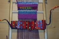 weaving loom, telaio tessitura