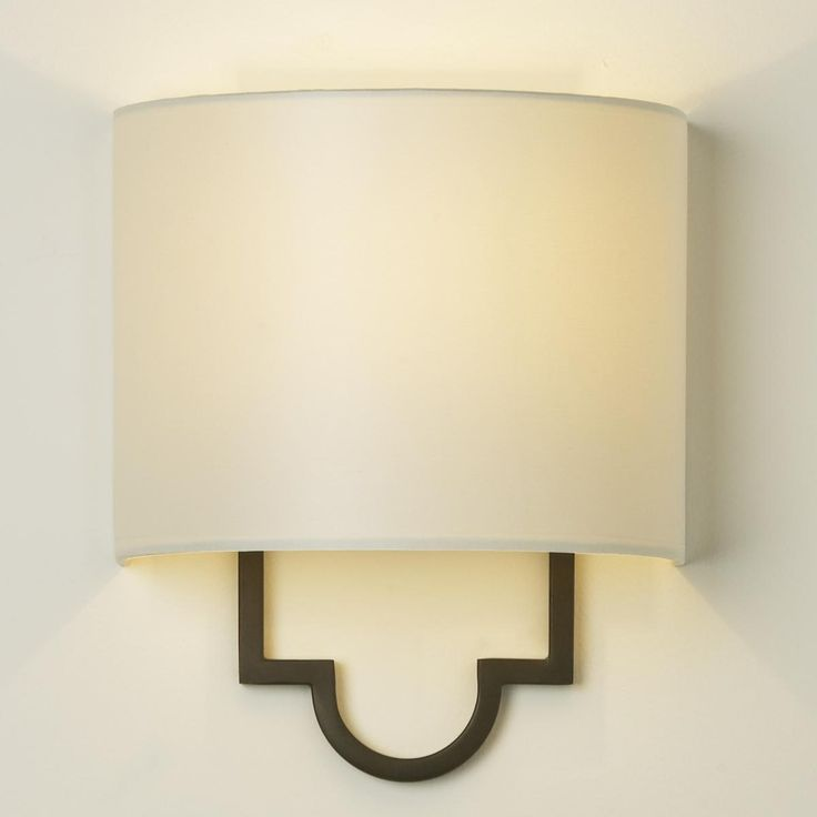 Wall Sconces In Hallway : Modern Classic Wall Sconce Modern classic and Wall sconces