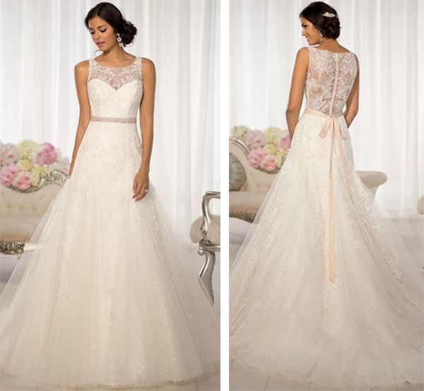 vestido de novia genial