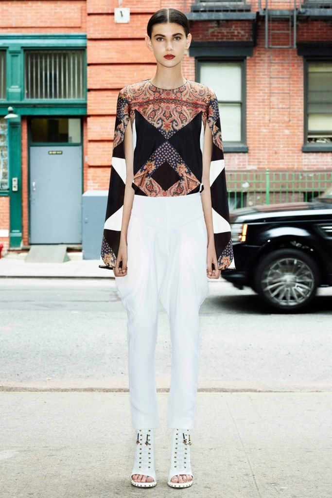 Givenchy Resort 2013 Collection Photos   Vogue