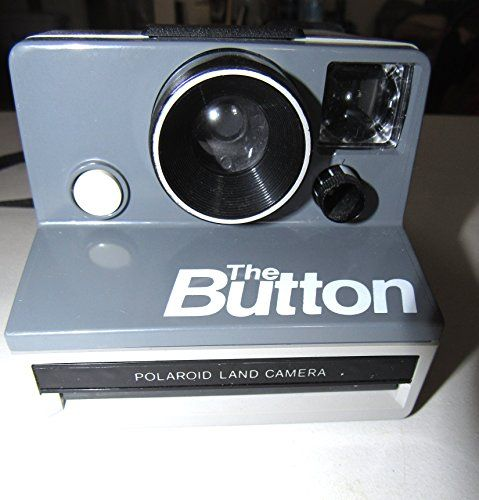 POLAROID SX70 The Button Land Camera with Strap *** Continue to the product at the image link-affiliate link. #Polaroid