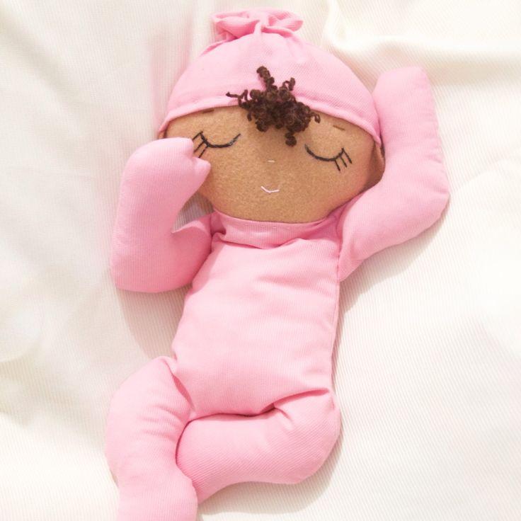 New floppy sleepy 16 inch baby! 💜
