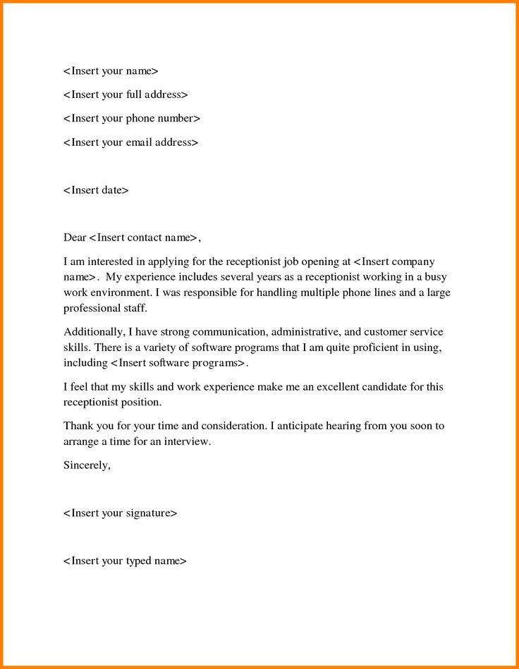 Oltre 25 fantastiche idee su Medical receptionist su Pinterest - medical receptionist job description