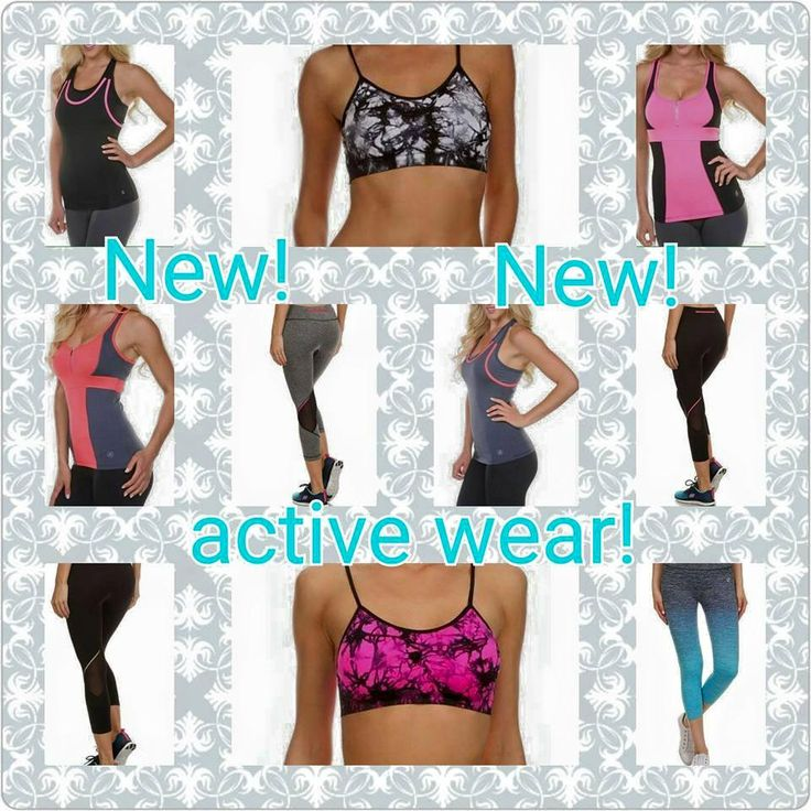 Active wear arrivals! Get your WORK OUT on!  www.laurnetleggings.com