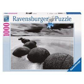 Moeraki-gömbsziklák, Ravensburger Puzzle, kirakó 1000 db