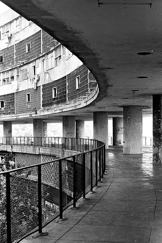 Conjunto Residencial Prefeito Mendes de Moraes (Pedregulho) Rio de Janeiro/ Affonso Eduardo Reidy-1947