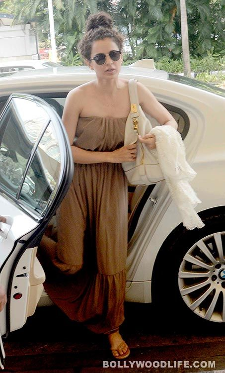 Kangana Ranaut's summer style is so what you'd wish for
