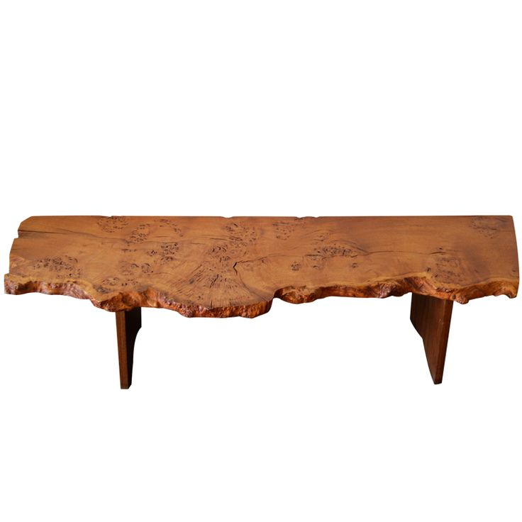Slab Burl Wood Organic Vintage California Coffee Table At: 22 Best Images About Antler Lodge Furniture On Pinterest