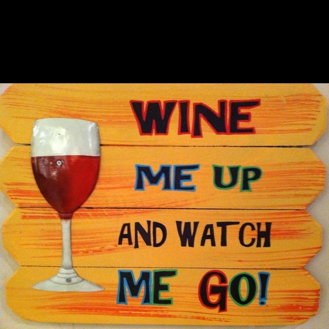 Wine vitality...