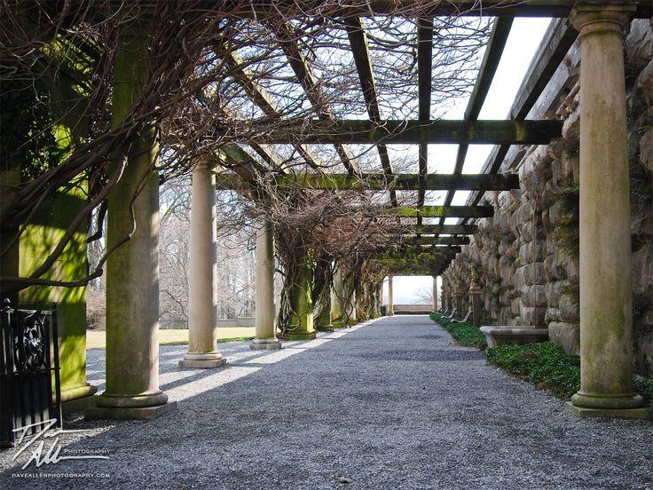 gardens at Biltmore.