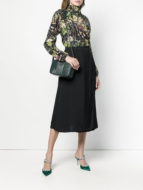 3b80006eafc7 Shop Prada diagramme shoulder bag | Prada Crossbody Bags | Prada ...