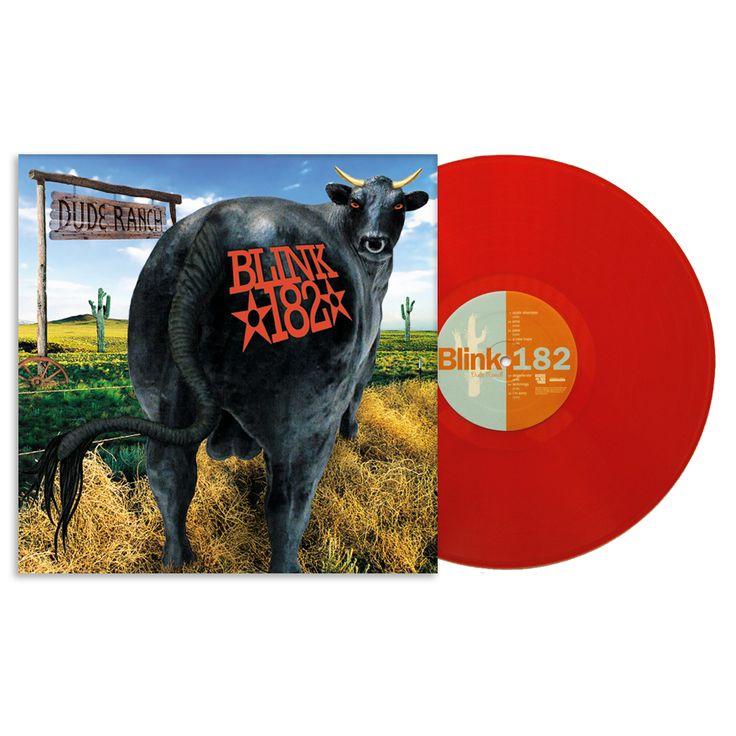 Lazy Labrador Records - Blink 182 · Dude Ranch · LP · Red, $119.99 (http://lazylabradorrecords.com/blink-182-dude-ranch-lp-red/)