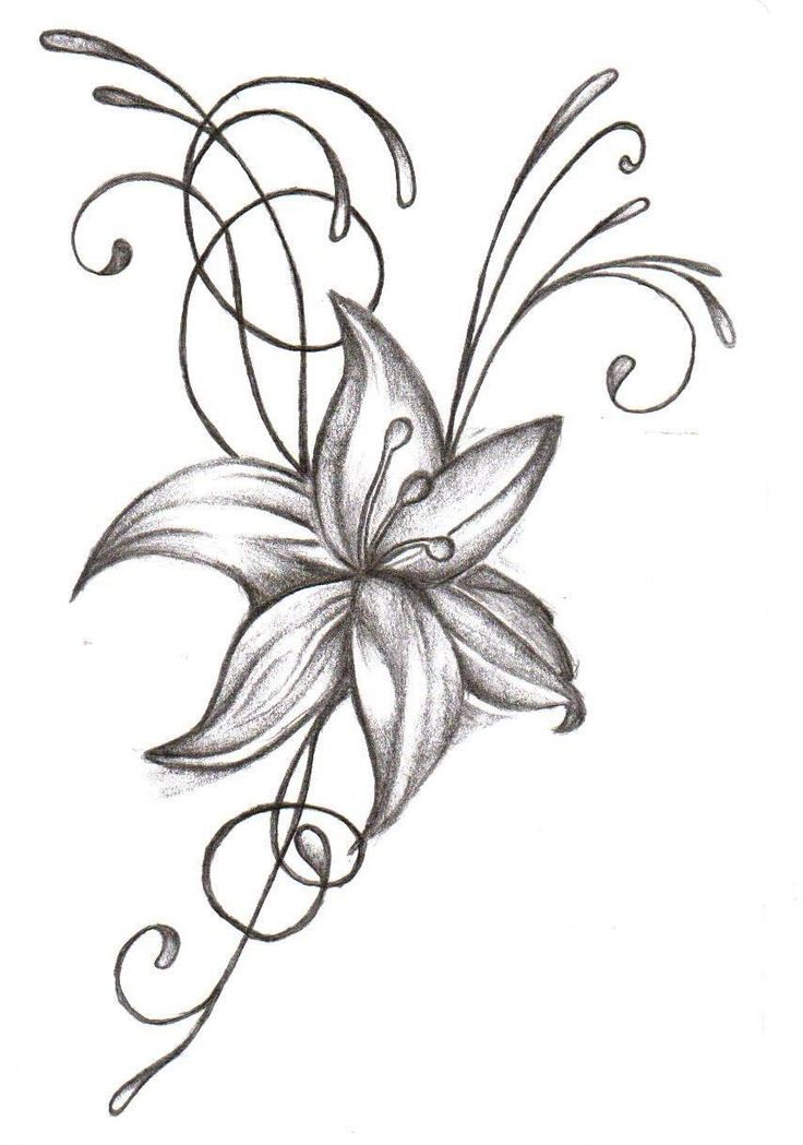 Flower tattoos | Free Tattoo Ideas