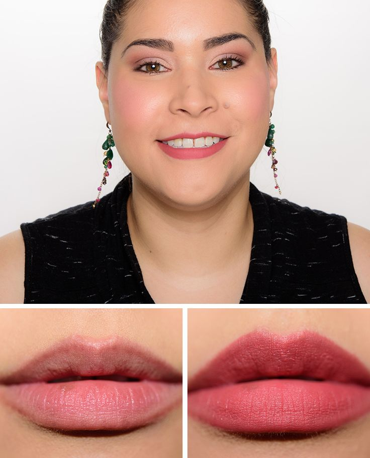 NARS Dolce Vita Velvet Matte Lip Pencil Review & Swatches