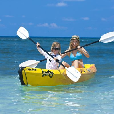 Top 5 all-inclusive Caribbean resorts with kid's clubs - Book today! www.allpackedtravel.com