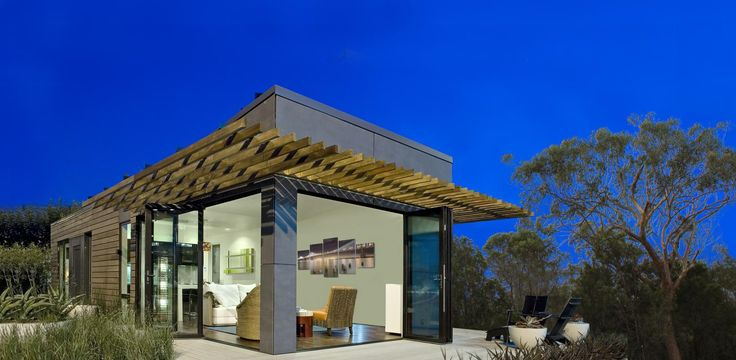 Blu homes launches 16 new affordable prefab home designs including new tiny homes blu homes net zero energy prefab lotus tiny home inhabitat green