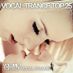 Vocal Trance Top 25 Volume 7 (2012) (Melon Dreams)