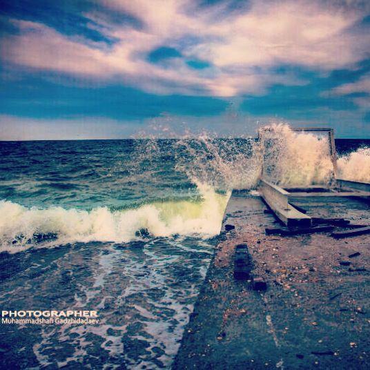 Море,Каспий