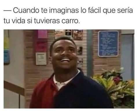 ★★★★★ Memes muy divertidos: Si tuvieras carro… I➨ http://www.diverint.com/memes-divertidos-tuvieras-carro/ →  #memeschistososenespañol #memescómicosenespañol #memesderisaparadescargar #memesgraciososmexicanos #videosdememesenespañollatino