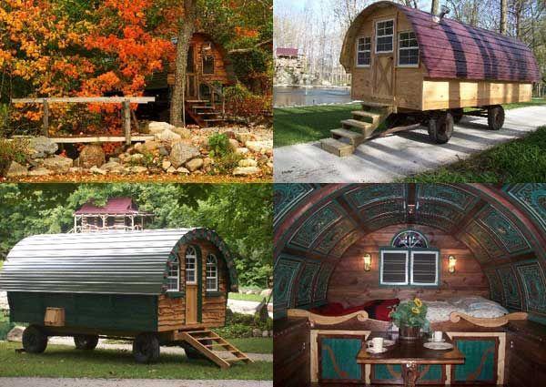 gypsy wagon plans