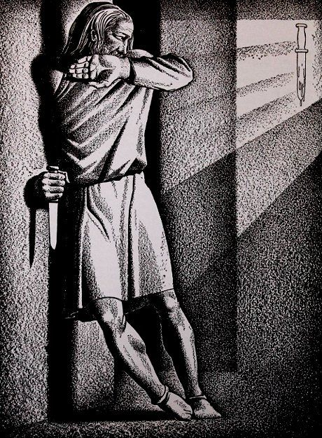 Rockwell Kent - Complete Works of William Shakespeare: Macbeth - 1930