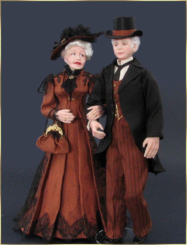 Abigail and Richard