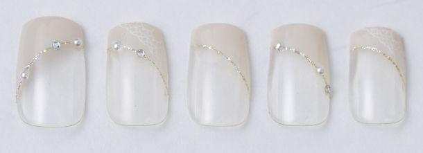 ツイート 和装ネイル「爪紅」 TSUMA KURENAI japanese wedding nail art produced by 和婚専門・料亭ウェディングの「胡蝶」 白無垢のネイルに 凛とした美しいデザインをご用意 [...]