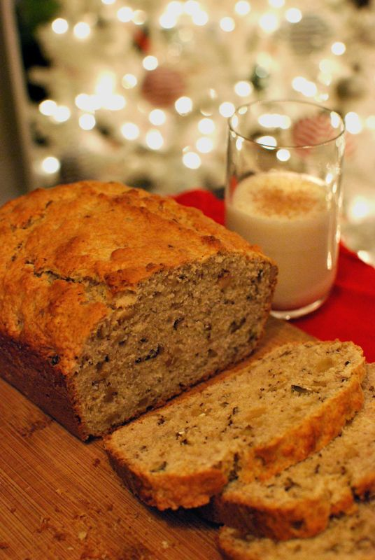 eggnog bread | recipes i would like to try, eventually. | Pinterest