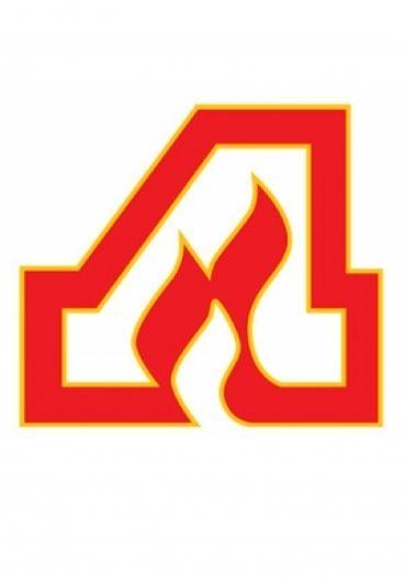 Atlanta Flames hockey logo