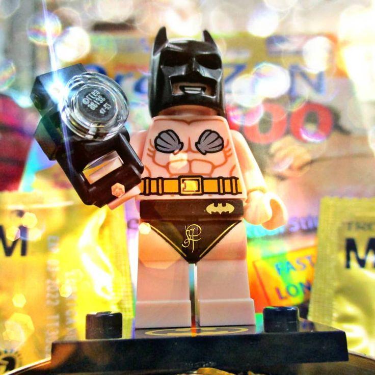 #lego #batman #legobatman #legophotography #legominifigures #canonphotography #art #toyartistry #toyphotography #nerd #nerdy #magnum #trojan #orgazen7000 #legos #jacksonville #makeitrain #speedos #gothamnightlife #minifigures #midastouch