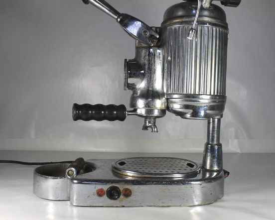 Faemina faema macchina del caff coffee machine peppina - Macchina caffe lavazza in black ...