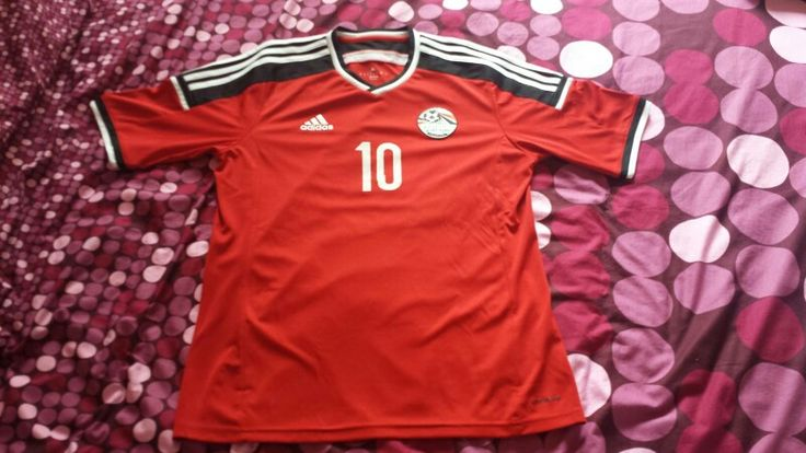cheaper 3823b 8c2f5 Egyptian National Team Jersey Adidas Quote