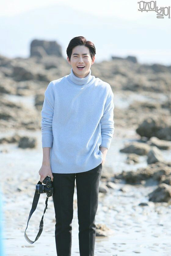 SUHO❤️