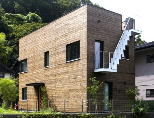 Japan's first passivhaus by Key Architects http://www.key-architects.com/project/