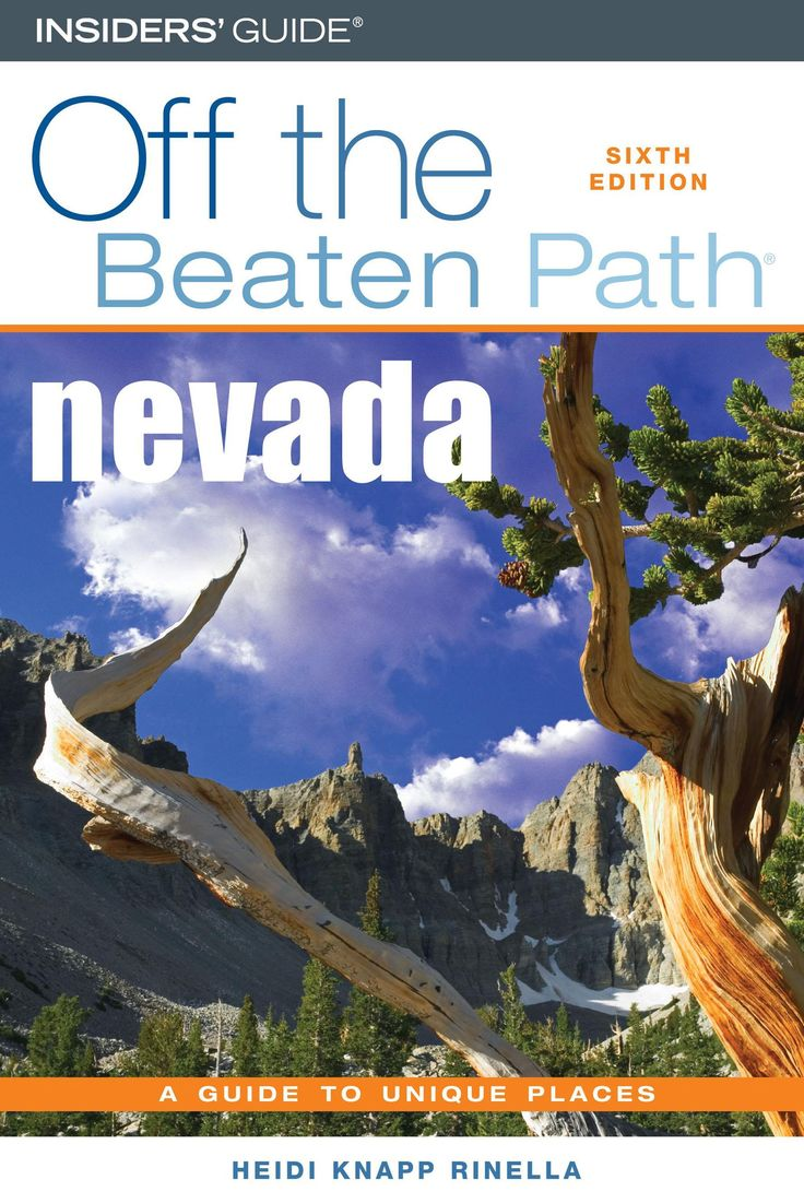 """Home of Nevada's more unusual attractions and events include the annual Elko Running from the Bulls, the Virginia City Camel Races, and of course, Route 375 - the """"Extraterrestrial Highway"""" -where a number of UFO sightings have been reported. These and many more are found in this offbeat guide to Nevada."""