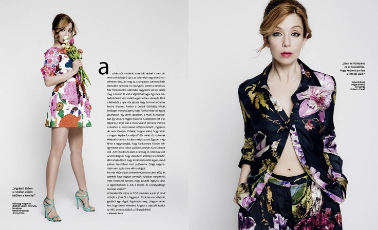 Patricia Kovacs for March issue